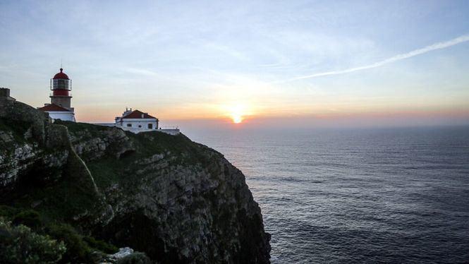 Espectáculos naturales del Algarve