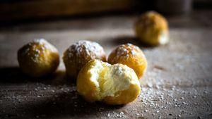 Buñuelos, el dulce clásico para el Día de todos los Santos