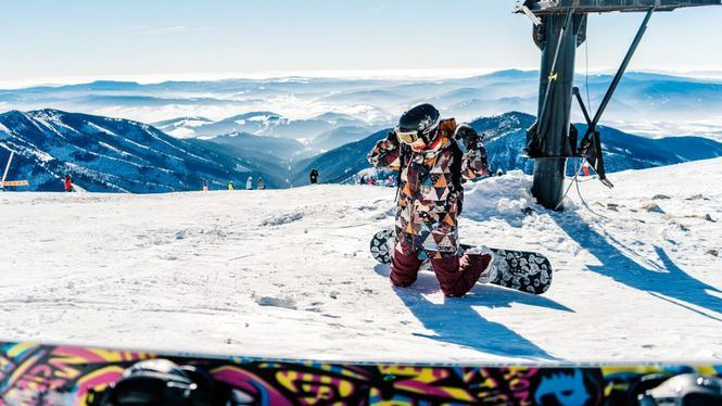 Las estaciones de esquí más baratas de esta temporada