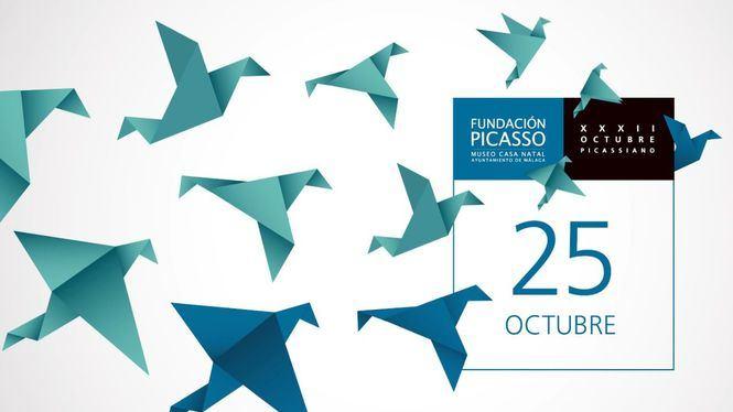 Durante la XXXII edición del Octubre Picassiano se conmemora el 138 cumpleaños del artista malagueño