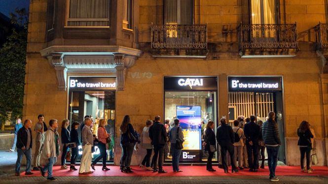B the travel Brand & Catai inaugura su primera tienda premium en San Sebastián