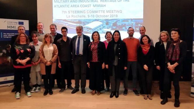 Ferrol encabeza el proyecto MMIAH Europeo en recuperación de patrimonio