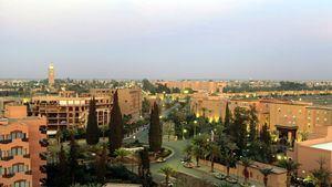 Le Guéliz. Marrakech