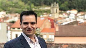 Óscar Mateos Prieto y el Otoño Mágico del Valle de Ambroz