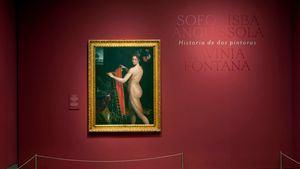 Sofonisba Anguissola y Lavinia Fontana. Historia de dos pintoras