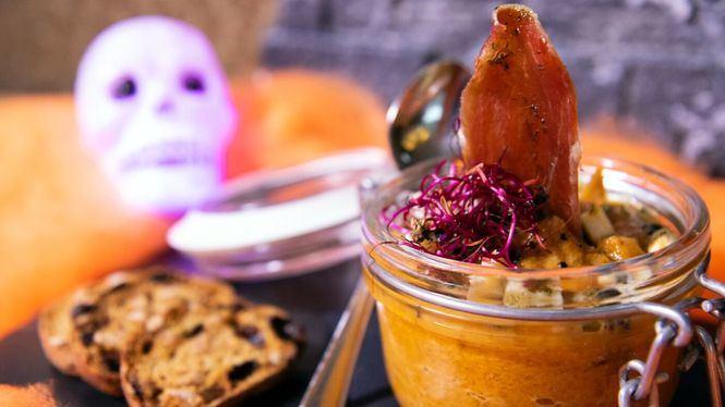 Propuesta gastronómica para Halloween del Hotel Indigo Madrid Gran Vía: Eterno Letargo
