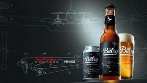 Vuelve con un nuevo sabor Betsy Beer, la cerveza de Cathay Pacific