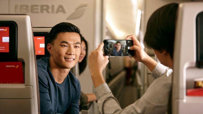 Iberia añade cuatro destinos más en China gracias al acuerdo con Spring Airlines