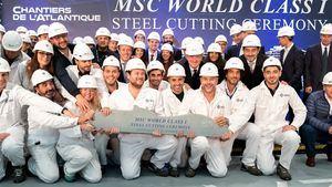MSC Grandiosa, uno de los buques más avanzados en materia medioambiental
