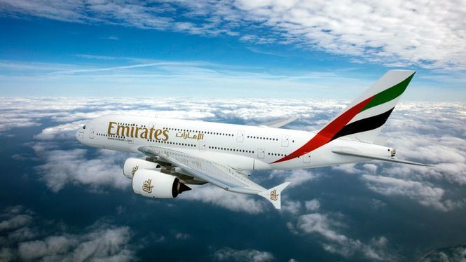 Pon rumbo a Asia y África con Emirates hasta el 10 de noviembre