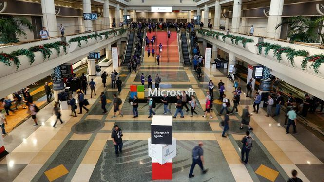 Microsoft Ignite 2019, presentación de los nuevos servicios y herramientas inteligentes