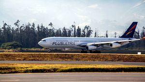Plus Ultra Líneas Aéreas, la aerolínea española más puntual en el mes de octubre