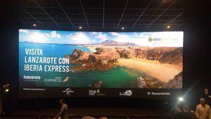 La campaña, 4DX Lanzarote, finalista de los Premios Agripina en la categoría de Turismo