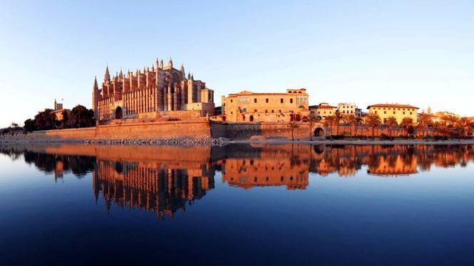 La huella de Gaudí en la Catedral de Mallorca