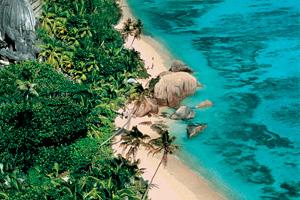 Playa Anse Source d'Argent