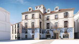 El hotel Palacio Solecio de Málaga abrirá sus puertas el próximo 2 de diciembre
