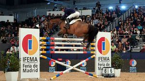 Marca, el diario oficial de la 7ª edición de Ifema Madrid Horse Week