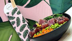Ohana Poke House, propone un método de alimentación sana