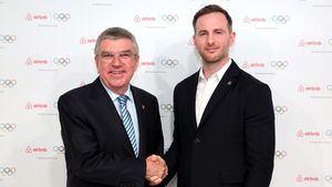 Acuerdo de colaboración entre Airbnb y el Comité Olímpico Internacional