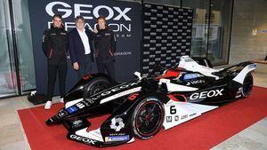 Geox Dragon presenta su nueva escudería para la sexta temporada de Formula E