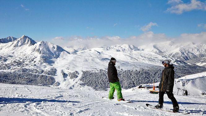 Andorra arranca la nueva temporada de esquí