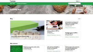 GoDaddy presenta Páginas Web + Marketing, una nueva herramienta para crear una web