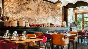 Renato el nuevo restaurante en el complejo de Los Pérez Farm de Madrid