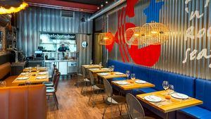 The Lobstar, un restaurante muy original para celebrar la Navidad comiendo bogavante