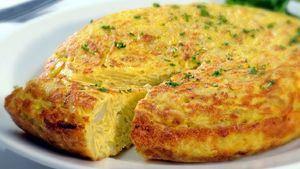 III Jornada Gastronómica de la tortilla de patata en Triball
