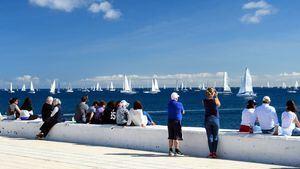Las Palmas de Gran Canaria preparada para la regata de ocio náutico ARC
