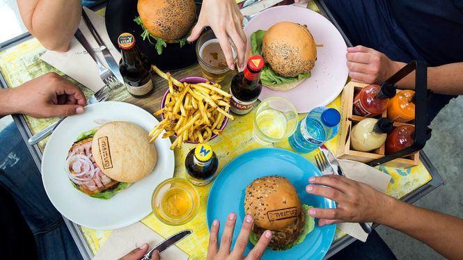El foie, un fijo en las mesas navideñas, también en hamburguesa