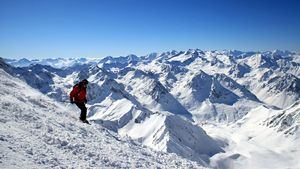 Descenso Pic di Midi