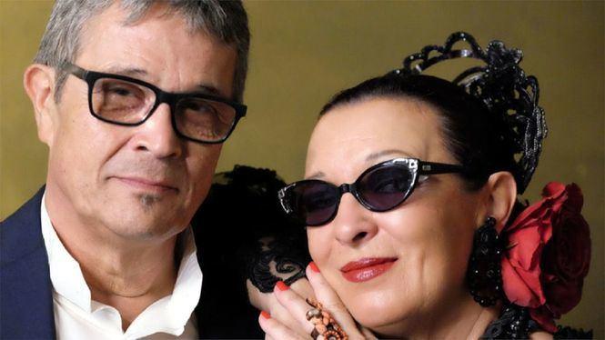 Martirio y Chano Domínguez en concierto en el Teatro de la Zarzuela