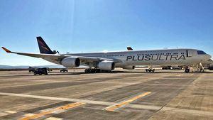 Plus Ultra Líneas Aéreas incorpora un nuevo avión a su flota