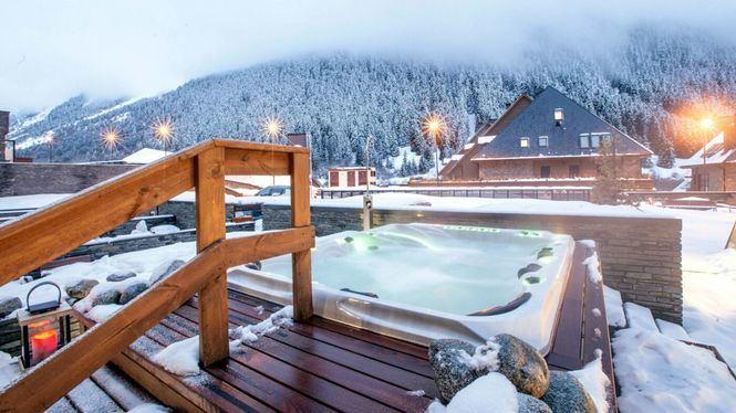 Las grandes nevadas han adelantado la apertura de algunos establecimientos de Pierre & Vacances