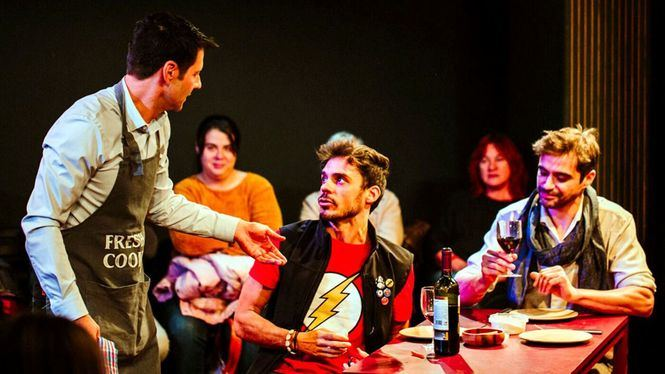 Cádiz, una comedia sobre la amistad masculina…