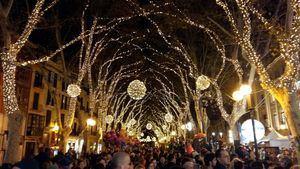 Descubre Palma de Mallorca en Navidad