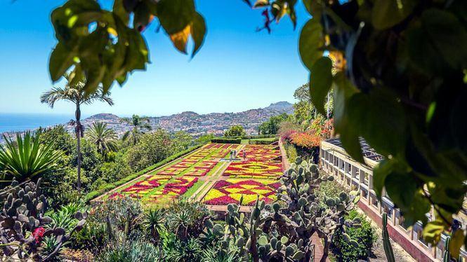 Los jardines de Madeira, verdaderos paraísos de la naturaleza