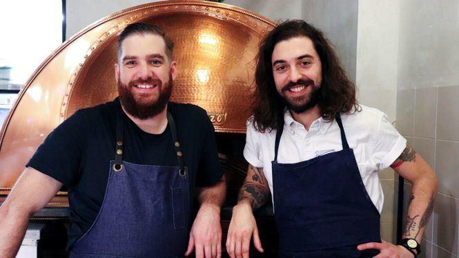 El restaurante italiano Isabella acoge al chef estadounidense Byron Hogan como invitado