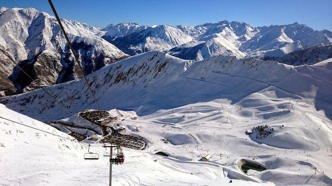 Más estaciones del Pirineo francés abren este fin de semana