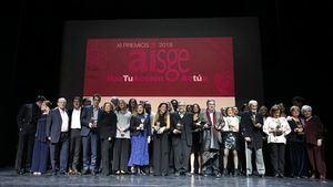 XI Premios Aisge: Homenaje a Asunción Balaguer y Nicolas Dueñas