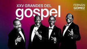 Grandes del Gospel celebra en Madrid su XXV Edición