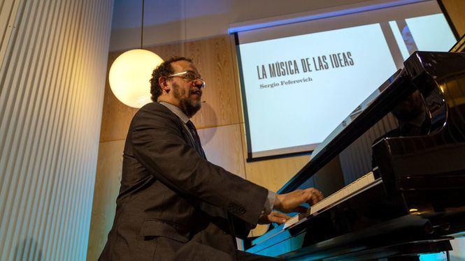 Sergio Feferovich inaugura un ciclo de música y solidaridad con ANESVAD