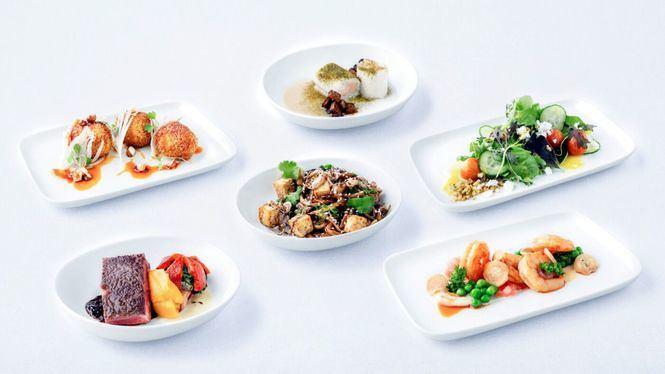 Finnair ofrece un nuevo menú de autor de alta cocina China