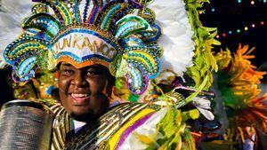 Una navidad muy colorida en Las Bahamas, el Junkanoo Festival