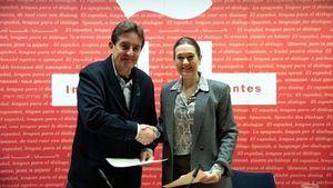 El Instituto Cervantes y la Comunidad de Madrid reivindican a Pérez Galdós
