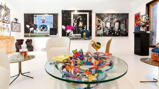 Angelo Accardi en Eden Fine Art SoHo (Nueva York)