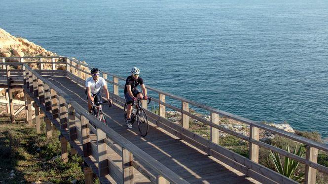 Rutas ciclistas por el Algarve