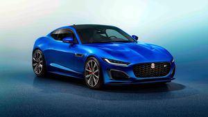 El nuevo Jaguar F-Type, el deportivo biplaza