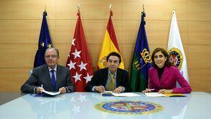 Acuerdo de colaboración entre Microsoft y la Universidad Alfonso X el Sabio